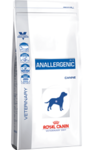 Royal Canin ANALLERGENIC Диета для собак при пищевой аллергии/ непереносимости с ярко выраженной гиперчувствительностью