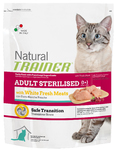 Корм для кошек Trainer Natural Adult Sterilised White Meat