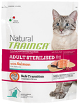 Корм для кошек Trainer Natural Adult Sterilised Salmon